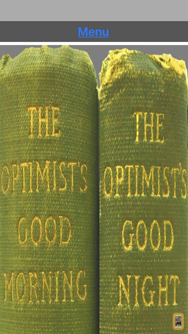 Screenshot - The Optimists Books