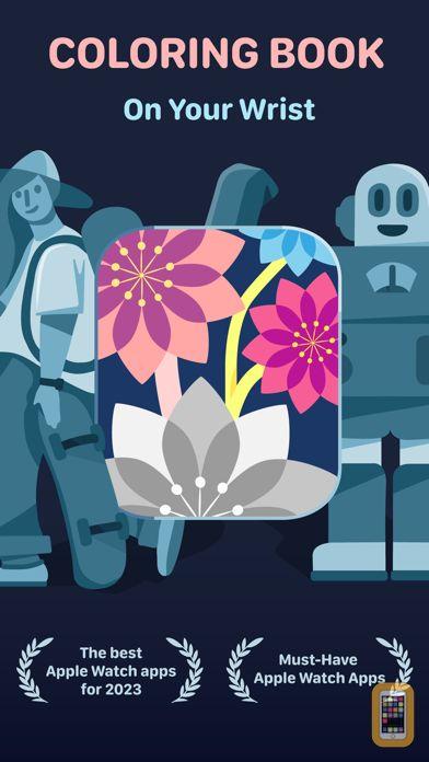 Screenshot - Coloring Watch