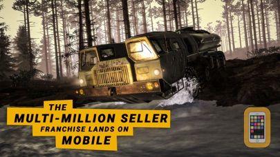 Screenshot - MudRunner Mobile