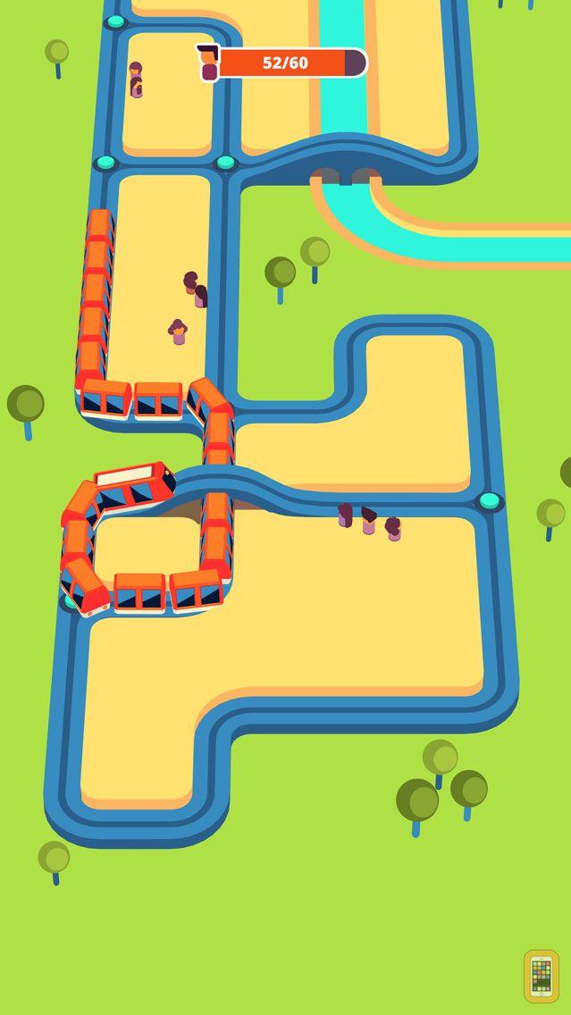 Screenshot - Train Taxi