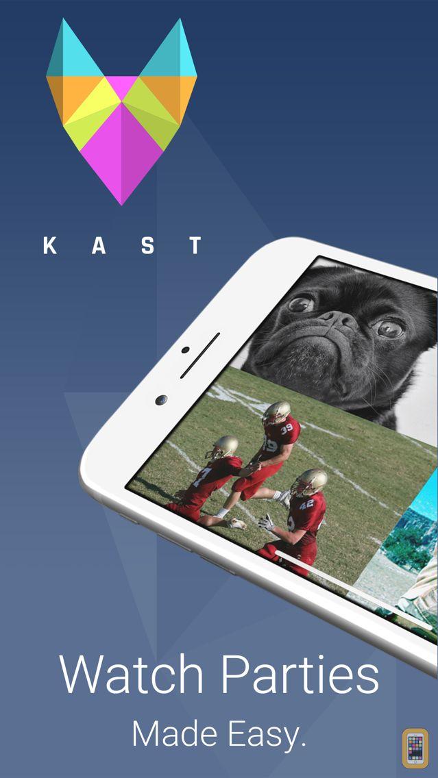 Screenshot - Kast - Watch Together