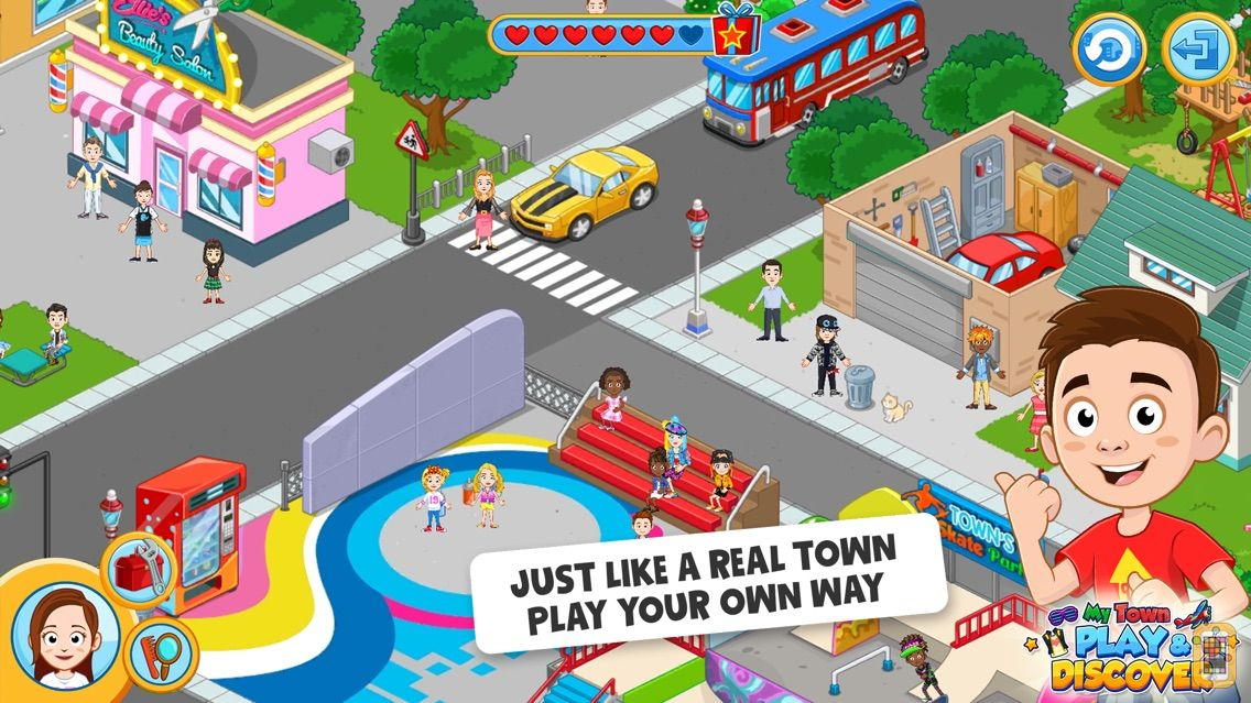 Screenshot - My Town : Discovery