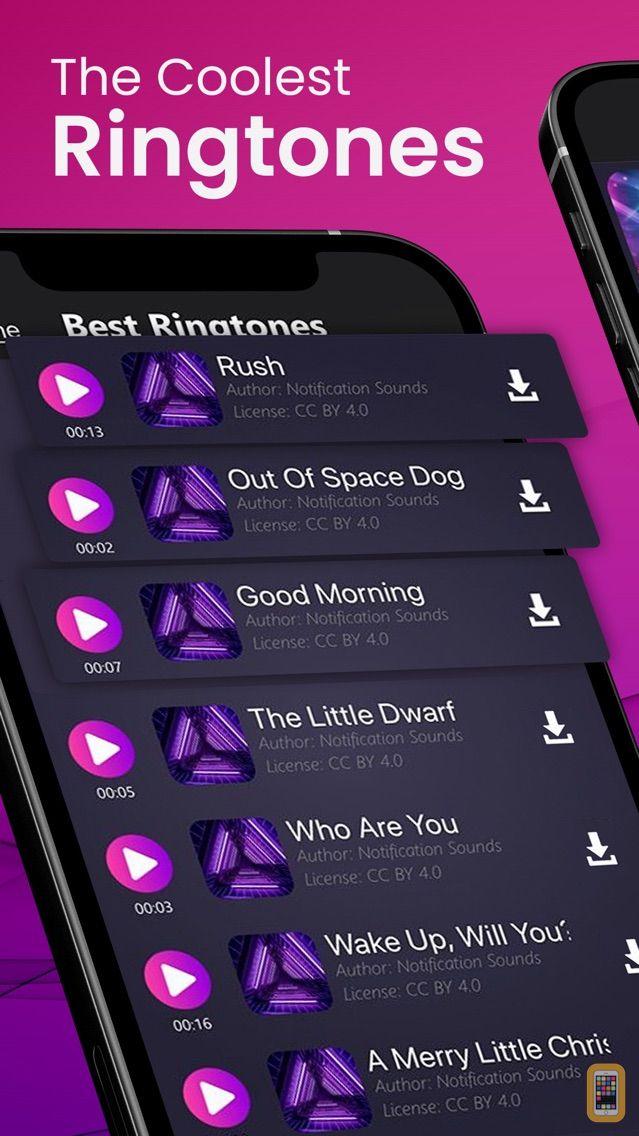 Screenshot - Ringtones: for iPhone