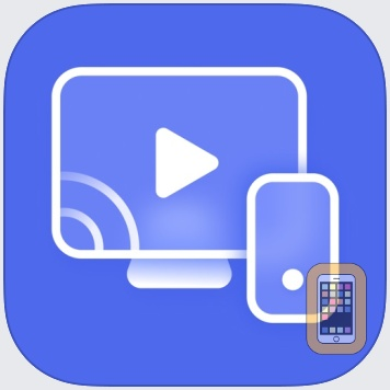 TV Cast & Screen Mirroring App by UNIVERSAL REMOTE LABS COMPANY LIMITED (iPhone)