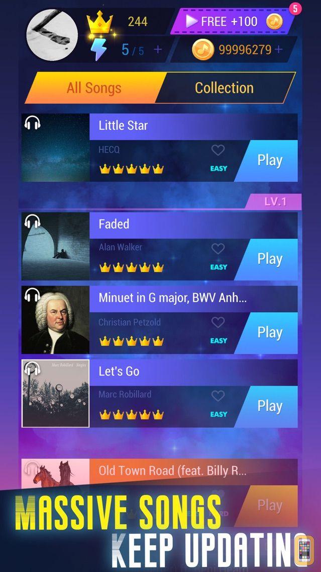 Screenshot - Tap Music 3D