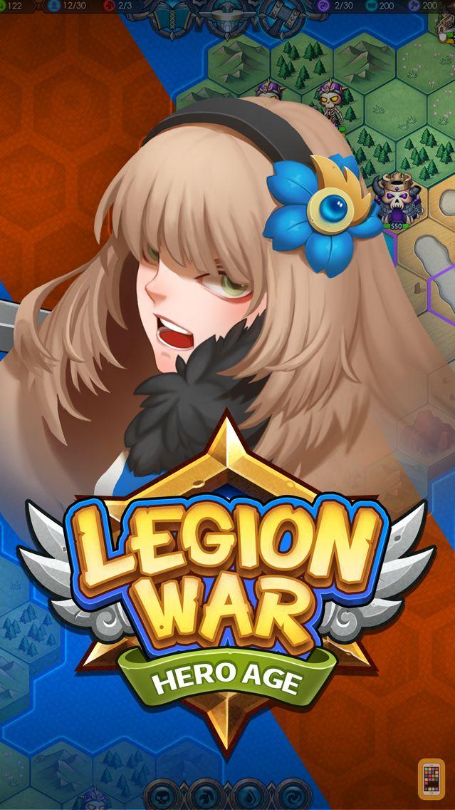 Screenshot - Legion War - Hero Age