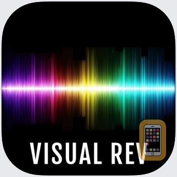 Visual Reverb AUv3 Plugin by 4Pockets.com (Universal)