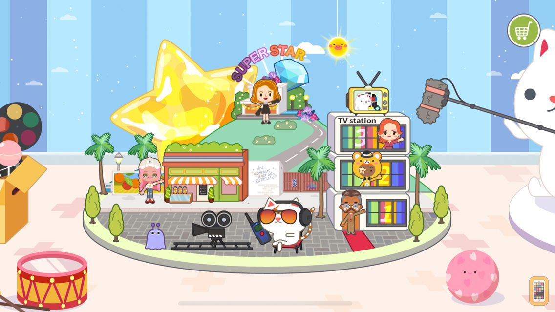 Screenshot - Miga : Game & TV Shows