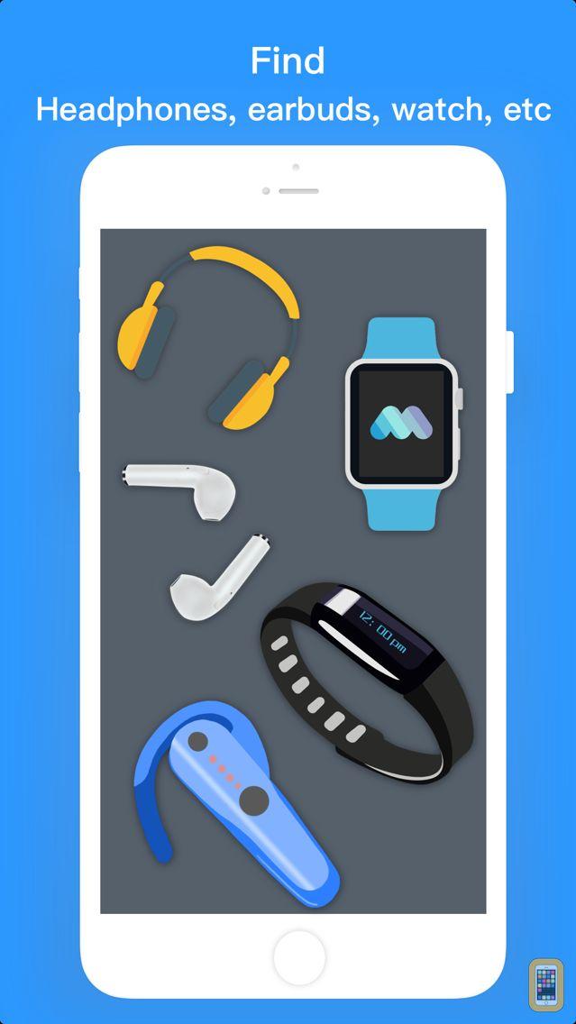 Screenshot - Find Bluetooth Headphones