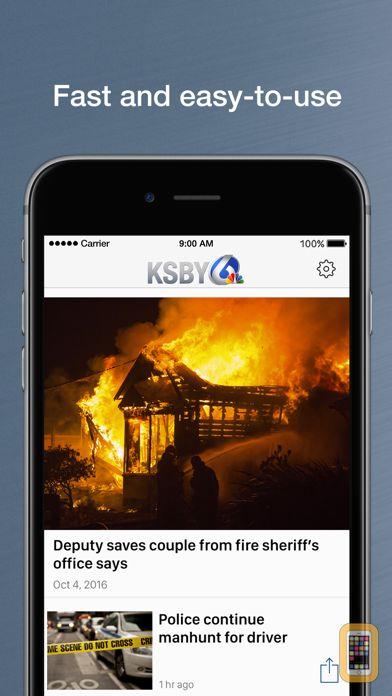 Screenshot - KSBY News