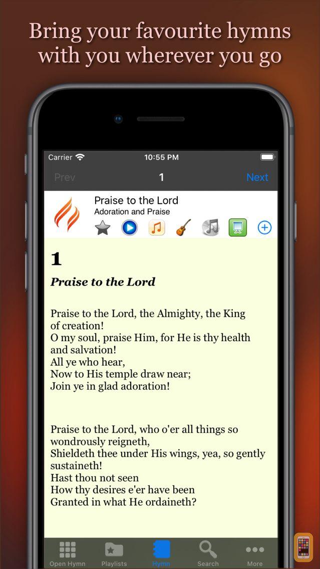 Screenshot - Advent Hymnal: SDA Hymn Book