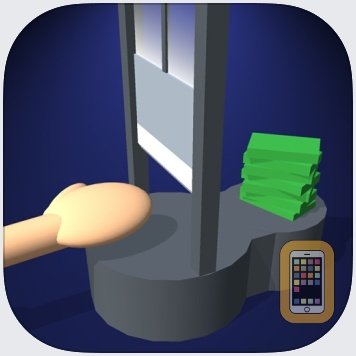 Hand Guillotine by Ketchapp (Universal)