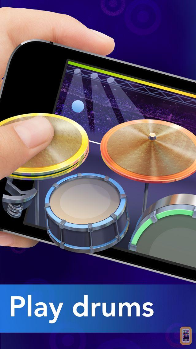 Screenshot - Drums: rhythm game on drum set