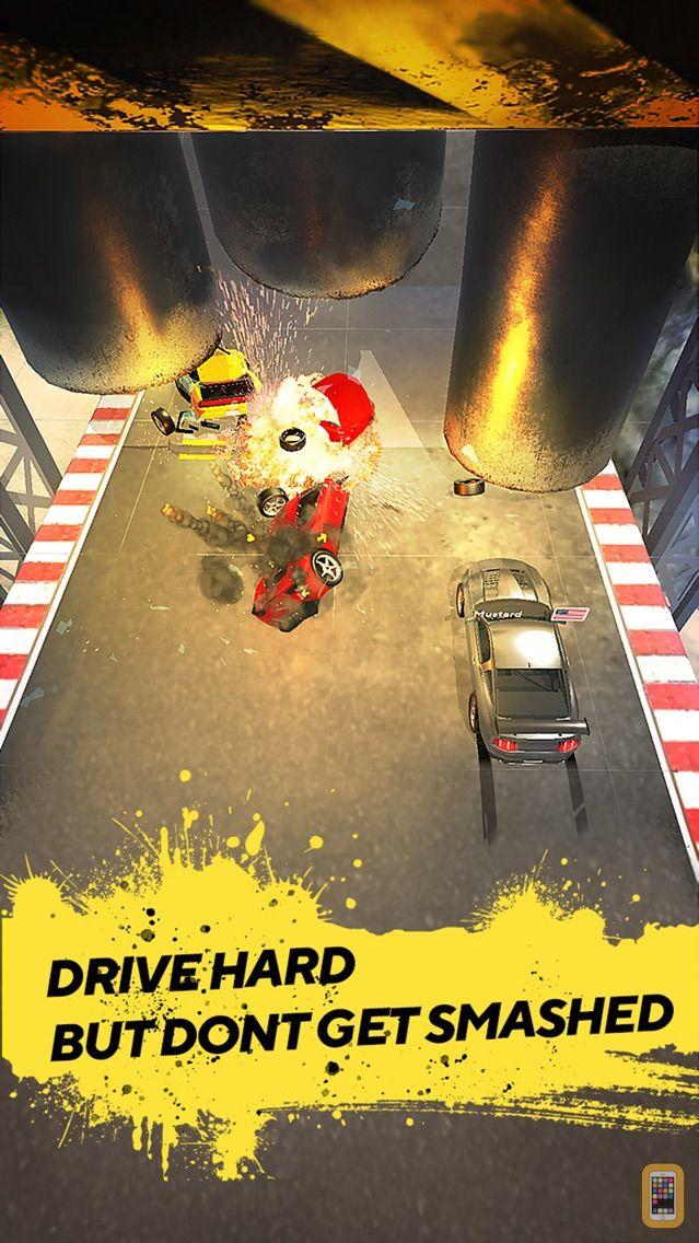 Screenshot - Smash Cars!