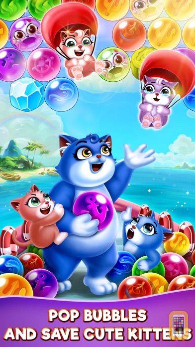 Screenshot - Toon Bubble - Puzzle Adventure