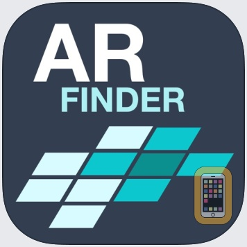 AR Finder for Fitbit and Bands by Thomas Backes (iPhone)