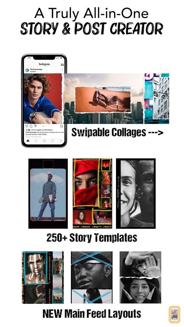 Screenshot - Film Frames Creative Templates