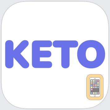 Keto Manager - Keto Diet App by Pixster Studio (Universal)