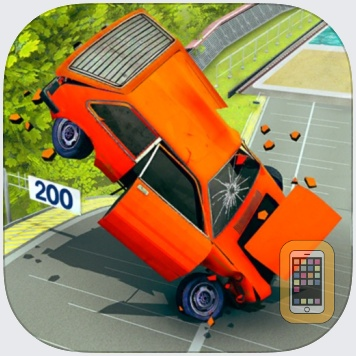 Car Crash Simulator 3D by MASH Entertainment (Universal)