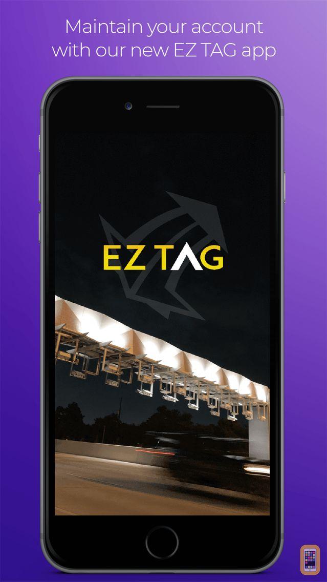 Screenshot - EZ TAG