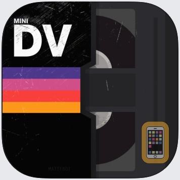 VX Cam - Skateboard Camcorder by Mattebot, LLC (iPhone)