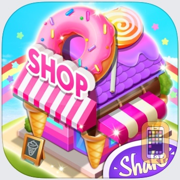 Unicorn Restaurant: Food Games by Shake It (Universal)