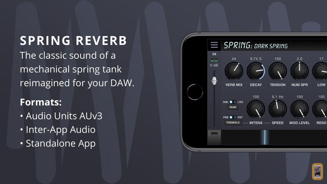 Screenshot - Spring Reverb