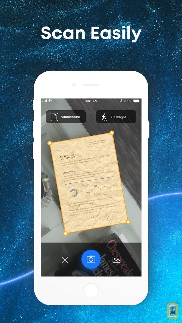 Screenshot - ScanMe - App escáner de PDF