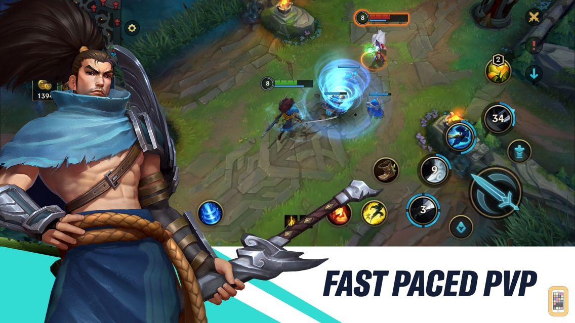 Screenshot - League of Legends: Wild Rift