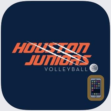 HOUSTON JUNIORS VBC by LeagueApps (iPhone)