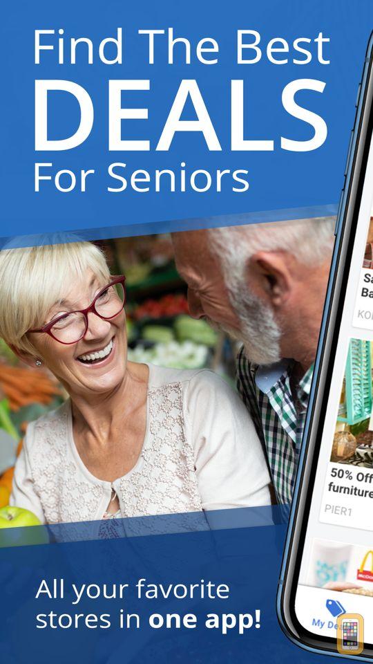 Screenshot - Senior Discounts Club