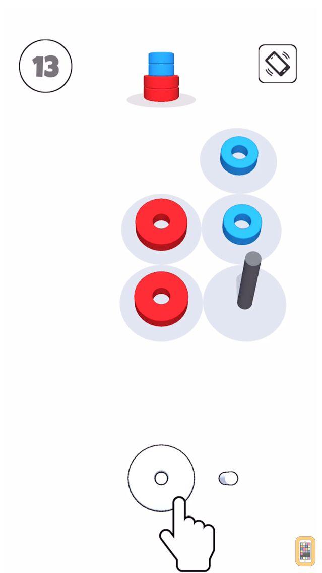 Screenshot - Color Circles 3D