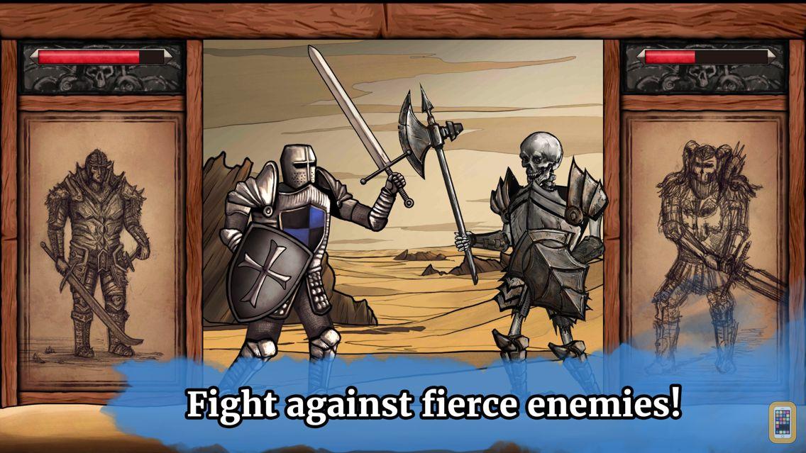Screenshot - Paladin's Story: Fantasy RPG