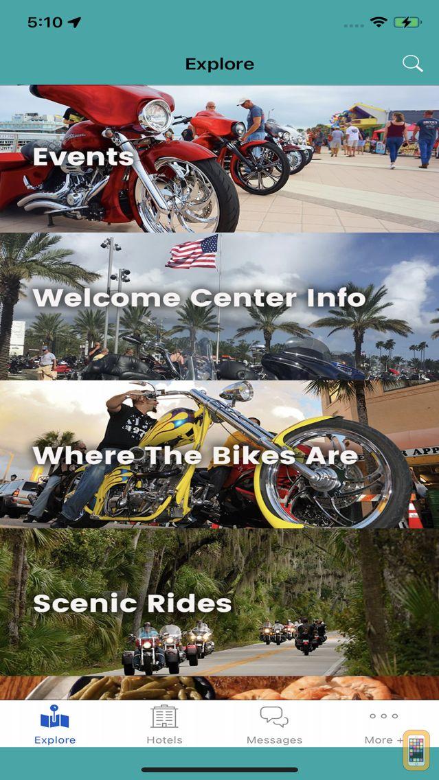 Screenshot - Biketoberfest® Rally