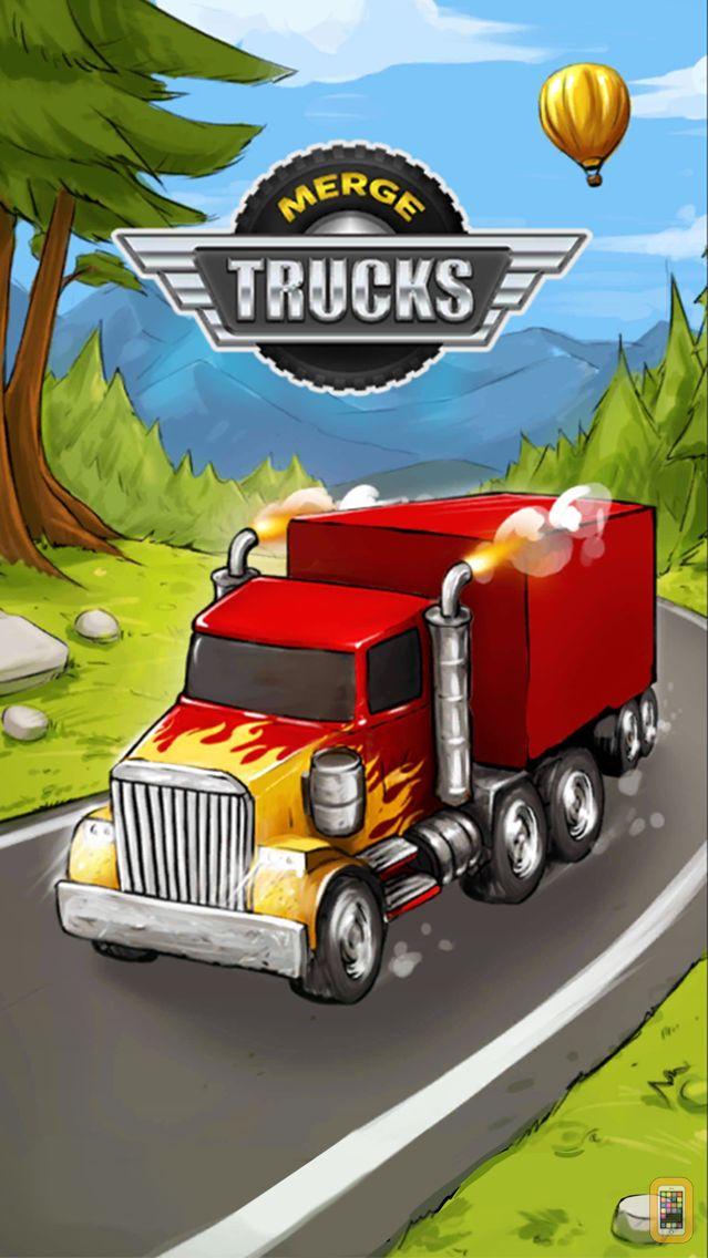 Screenshot - Merge Truck