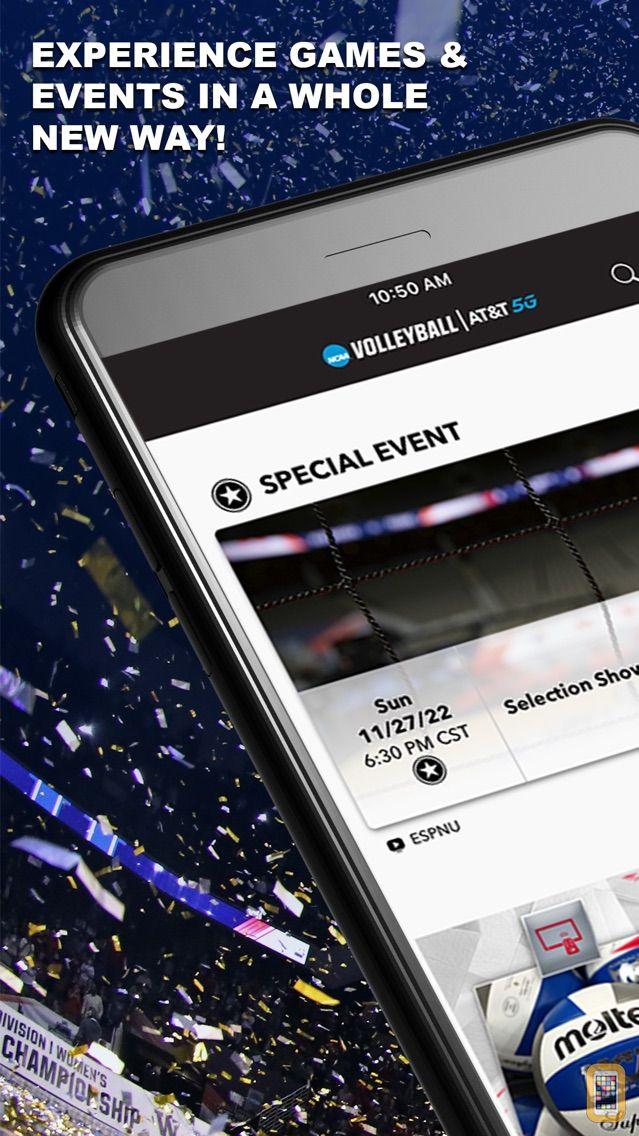 Screenshot - NCAA Volleyball Championship