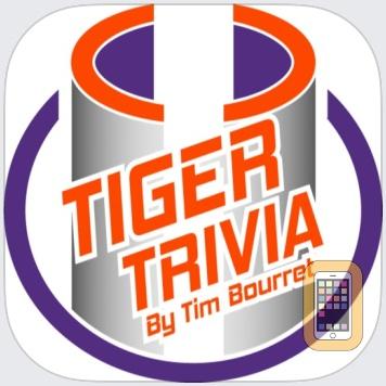Tiger Trivia by Tim Bourret by Digital Memory LLC (iPhone)