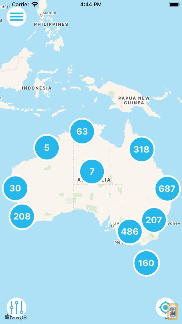 Screenshot - WikiFarms Australia