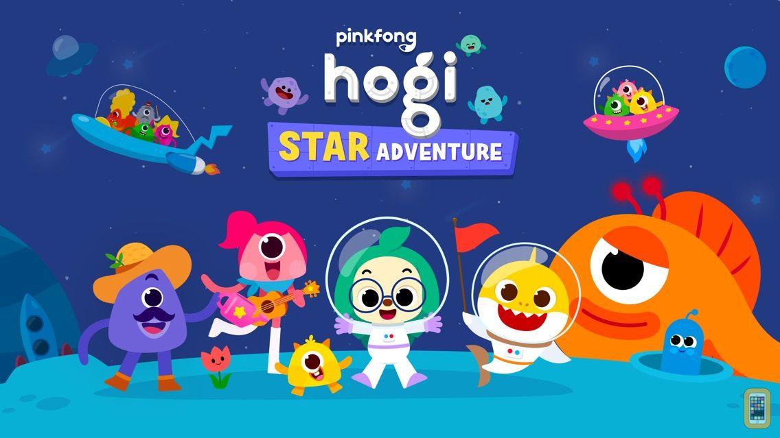 Screenshot - Pinkfong Hogi Star Adventure