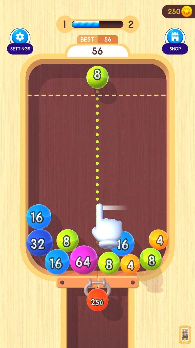 Screenshot - 2048 Balls 3D