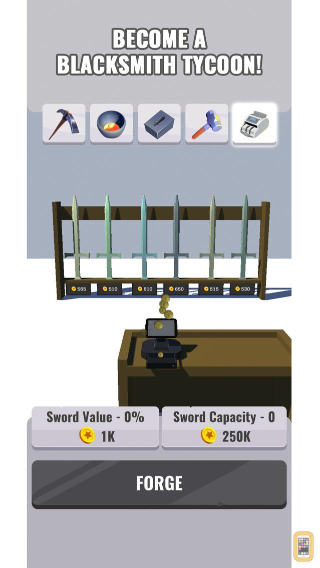Screenshot - Forge Ahead - Be a Blacksmith