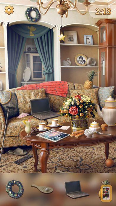 Screenshot - Hidden Objects - Photo Puzzle