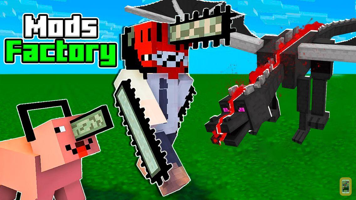 Screenshot - Addons Factory for Minecraft