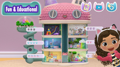 Screenshot - Gabbys Dollhouse