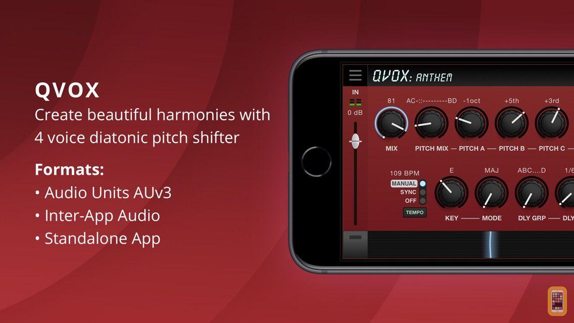 Screenshot - QVox