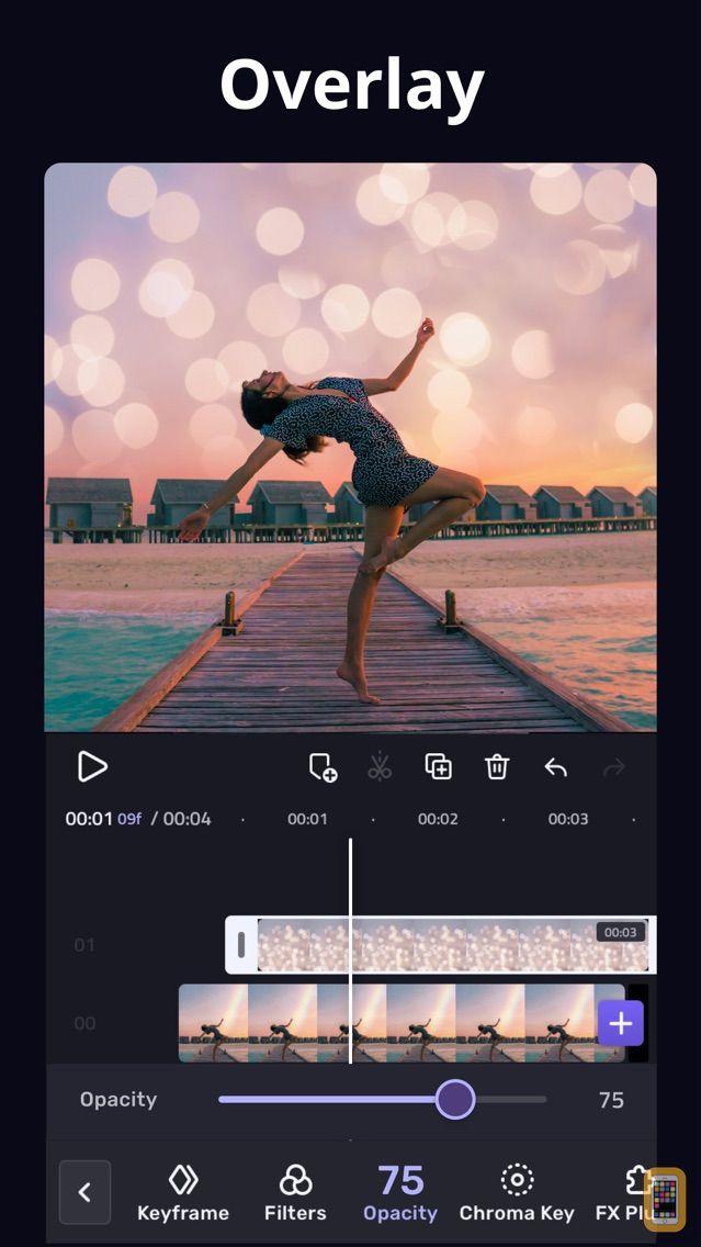 Screenshot - VivaCut - Pro Video Editor