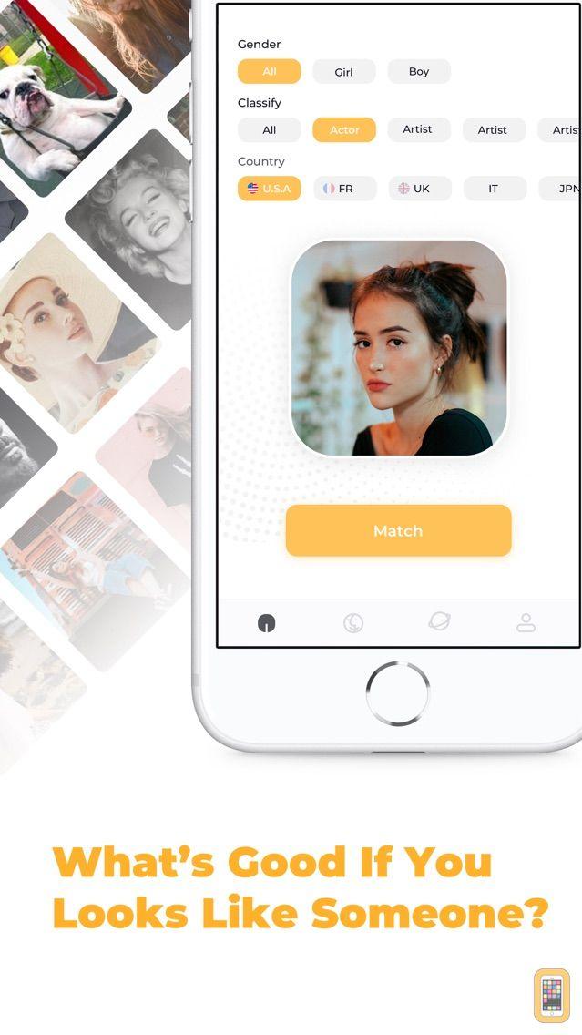 Screenshot - Celebrity Look Alike: Face Art