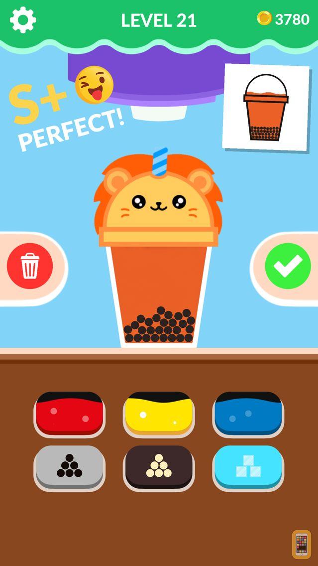 Screenshot - Bubble Tea!