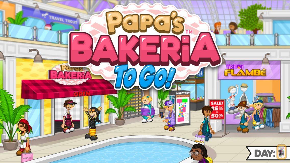 Screenshot - Papa's Bakeria To Go!