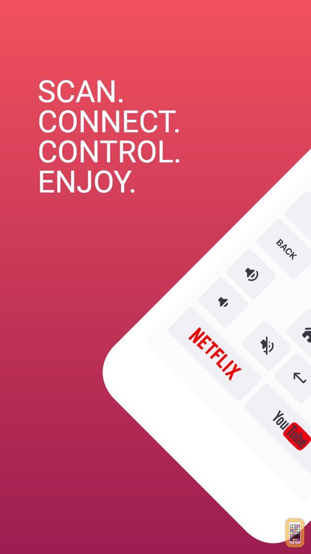 Screenshot - All Smart Remote Controls TV